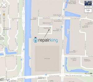 repairking-plattegrond